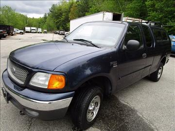 2004 Ford F-150 Heritage for sale in Plaistow, NH