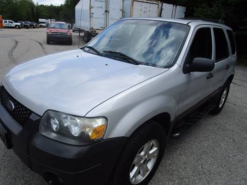 2007 Ford Escape for sale in Plaistow, NH