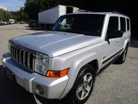 2008 Jeep Commander for sale in Plaistow, NH