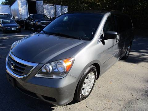 2008 Honda Odyssey for sale in Plaistow, NH