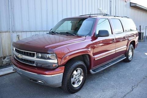 2002 Chevrolet Suburban for sale in Plaistow, NH