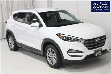 2016 Hyundai Tucson for sale in Des Moines, IA
