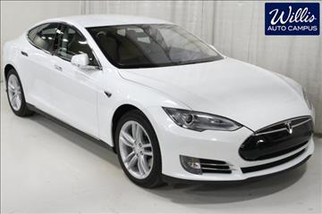 2014 Tesla Model S for sale in Des Moines, IA