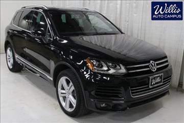 2014 Volkswagen Touareg for sale in Des Moines, IA