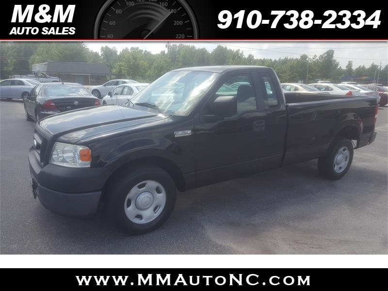 2008 Ford F-150 for sale at M and M Auto Sales in Lumberton NC