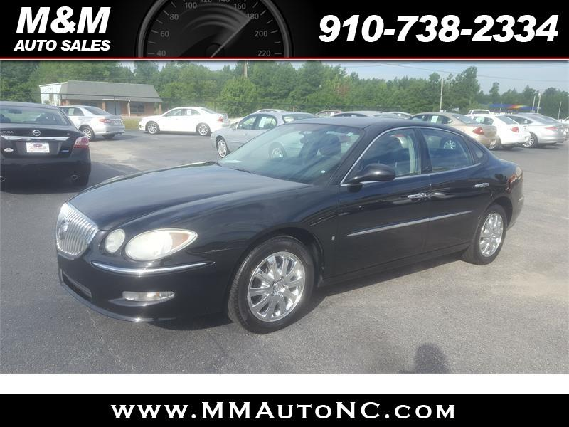 2008 Buick LaCrosse for sale at M and M Auto Sales in Lumberton NC