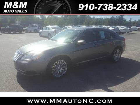 2012 Chrysler 200 for sale in Lumberton, NC