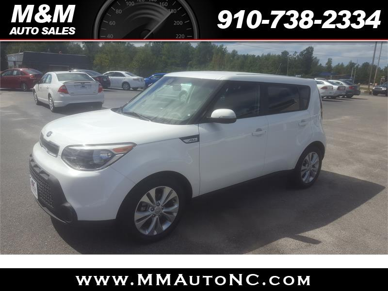 2014 Kia Soul for sale at M and M Auto Sales in Lumberton NC