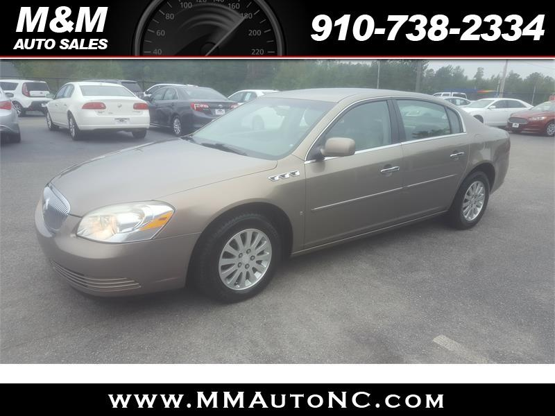 2007 Buick Lucerne for sale at M and M Auto Sales in Lumberton NC