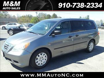 2009 Honda Odyssey for sale in Lumberton, NC