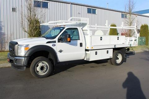 2016 Ford F-450 Super Duty for sale in Sumner, WA
