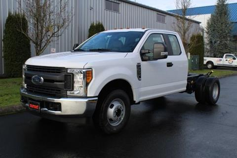 2017 Ford F-450 Super Duty for sale in Sumner, WA