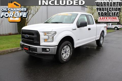 2017 Ford F-150 for sale in Sumner, WA