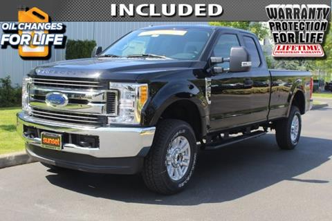 2017 Ford F-250 Super Duty for sale in Sumner, WA
