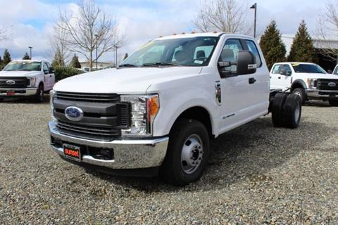 2017 Ford F-350 Super Duty for sale in Sumner, WA