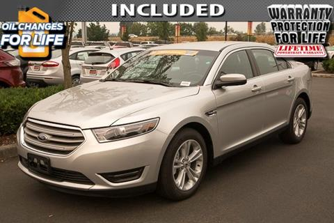 2017 Ford Taurus for sale in Sumner, WA