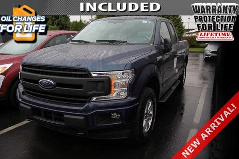 2018 Ford F-150 for sale in Sumner, WA