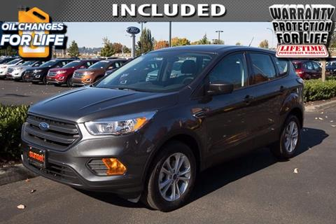 2017 Ford Escape for sale in Sumner, WA
