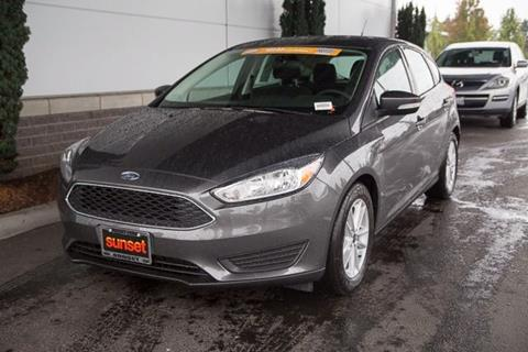 2017 Ford Focus for sale in Sumner, WA