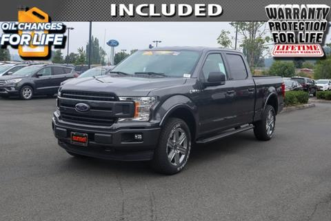 2019 Ford F-150 for sale in Sumner, WA