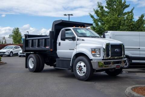 2021 Ford F-650 Super Duty