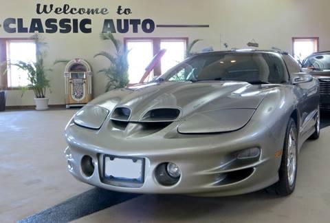 2002 Pontiac Firebird for sale in El Paso, IL