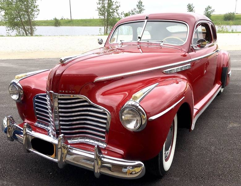 1941 buick 40 special in el paso il gary miller 39 s classic auto. Black Bedroom Furniture Sets. Home Design Ideas
