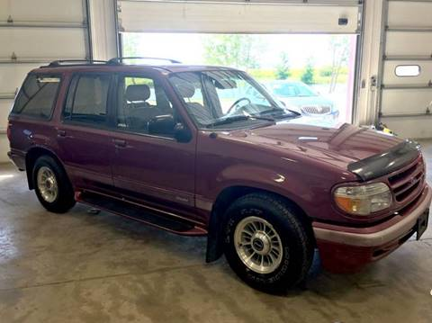 1996 Ford Explorer for sale at Gary Miller's Classic Auto in El Paso IL
