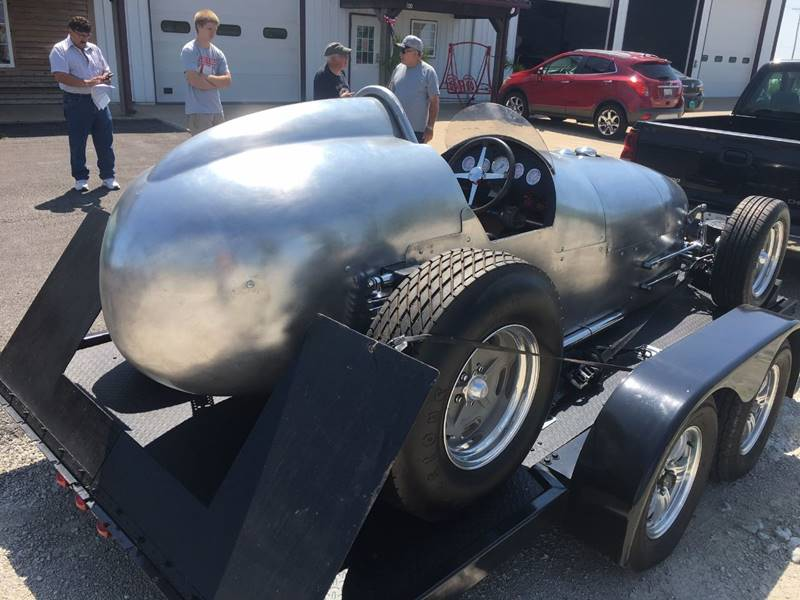 2015 Custom Trailer And 1940\'S Race Car Replica In El Paso IL ...