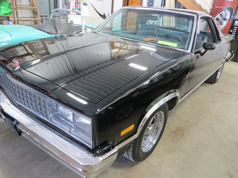 1985 Chevrolet El Camino for sale at Gary Miller's Classic Auto in El Paso IL