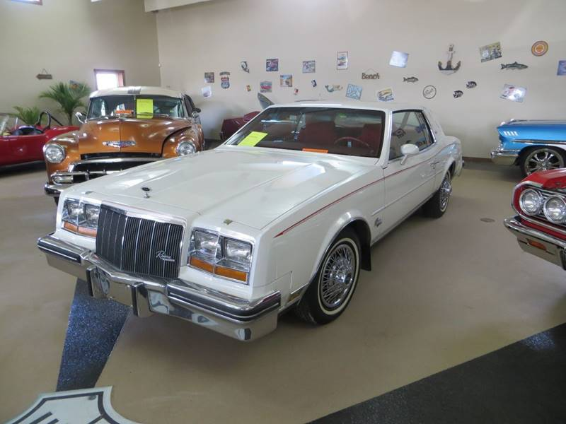 1979 Buick Riviera for sale at Gary Miller's Classic Auto in El Paso IL