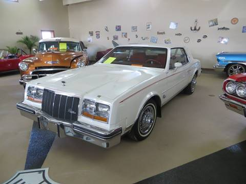 1979 Buick Riviera for sale at Gary Miller's Classic Auto in El Paso IL