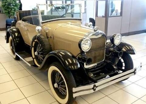 1980 Shay Model A replica for sale at Gary Miller's Classic Auto in El Paso IL