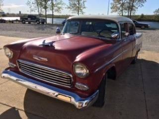 1955 Chevrolet Bel Air for sale in El Paso, IL