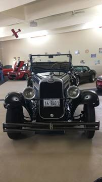 1928 chevrolet roadster in el paso il gary miller 39 s classic auto. Black Bedroom Furniture Sets. Home Design Ideas