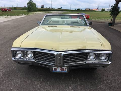 1970 Buick Electra for sale at Gary Miller's Classic Auto in El Paso IL