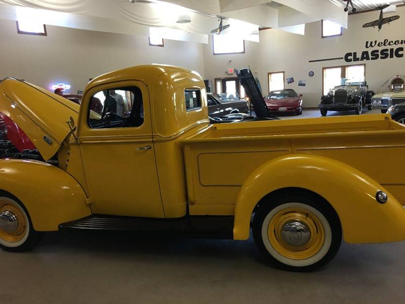 1941 ford f 150 in el paso il gary miller 39 s classic auto. Black Bedroom Furniture Sets. Home Design Ideas