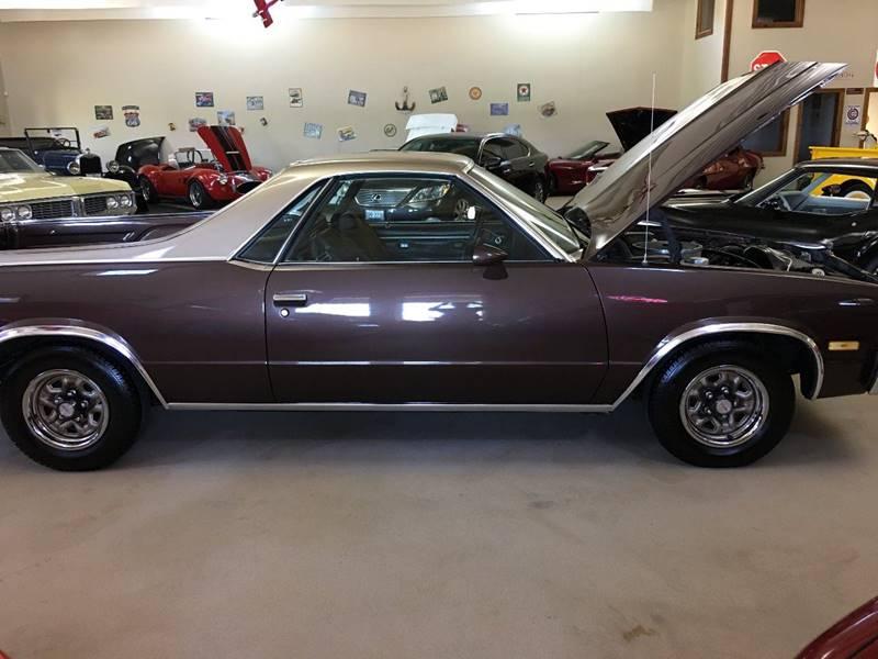 1984 GMC Caballero for sale at Gary Miller's Classic Auto in El Paso IL