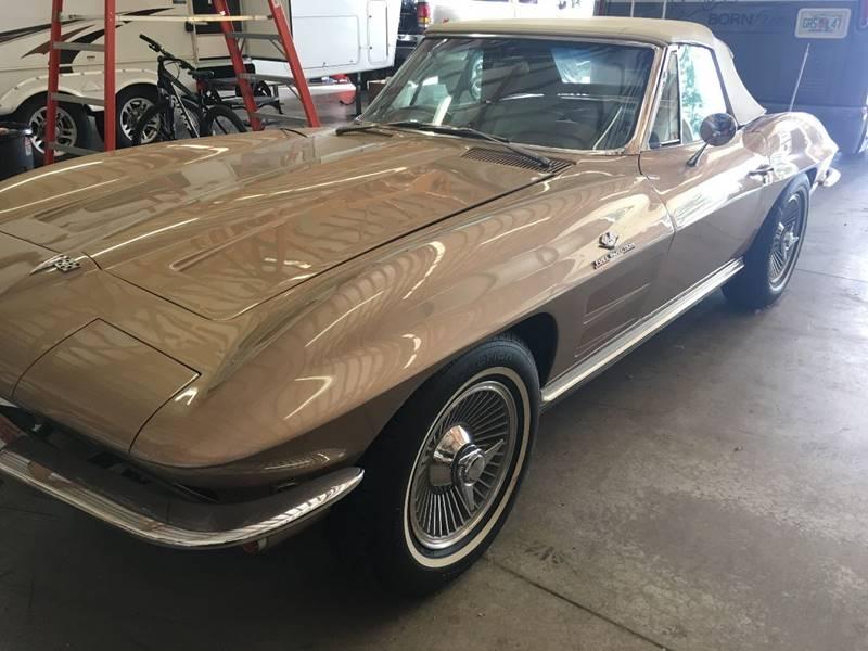 1964 chevrolet corvette in el paso il gary miller 39 s classic auto. Black Bedroom Furniture Sets. Home Design Ideas