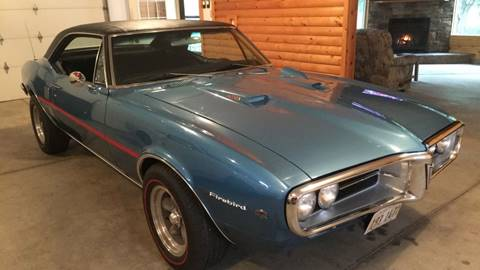 1967 Pontiac Firebird for sale in El Paso, IL