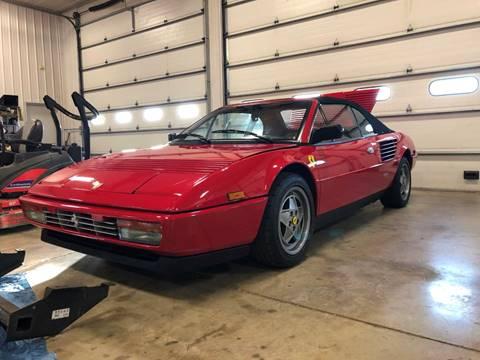 1988 Ferrari 3.2 Mondial Cabriolet