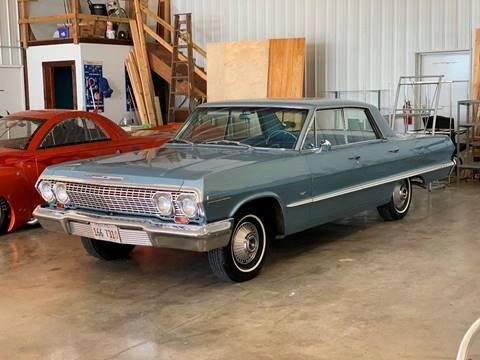 1963 Chevrolet Impala for sale in El Paso, IL