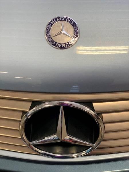 1991 Mercedes-Benz 500-Class 500 SL 2dr Convertible - El Paso IL