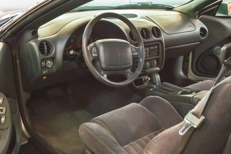1999 Pontiac Firebird 2dr Hatchback - El Paso IL
