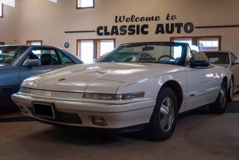 1990 Buick Reatta 2dr Convertible - El Paso IL