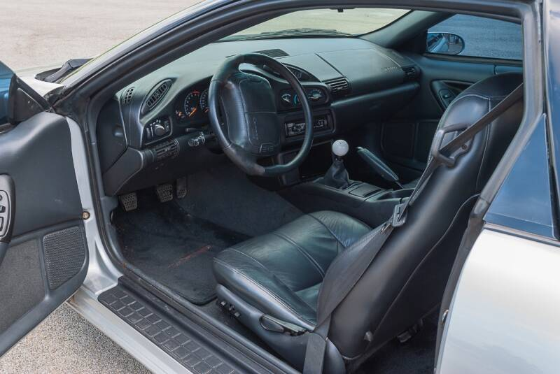 1995 Chevrolet Camaro Z28 2dr Hatchback - El Paso IL