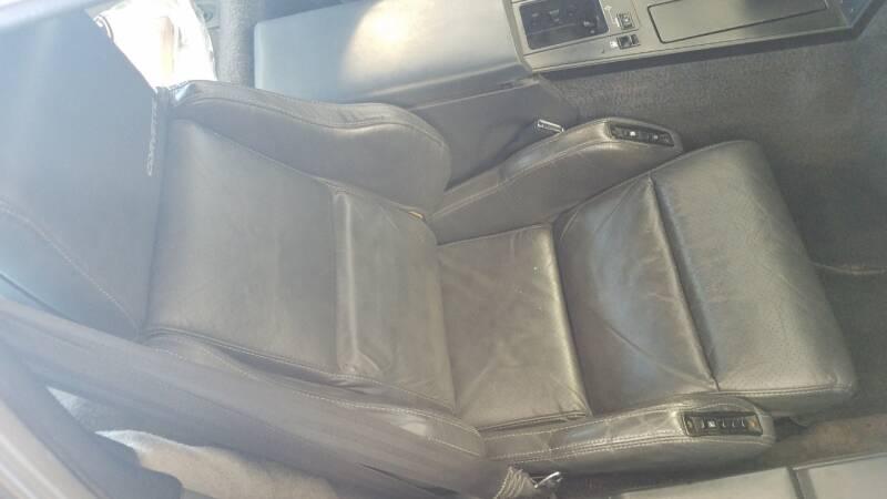 1985 Chevrolet Corvette 2dr Hatchback - El Paso IL