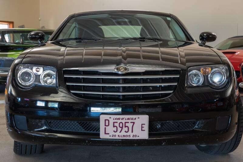 2005 Chrysler Crossfire 2dr Hatchback - El Paso IL