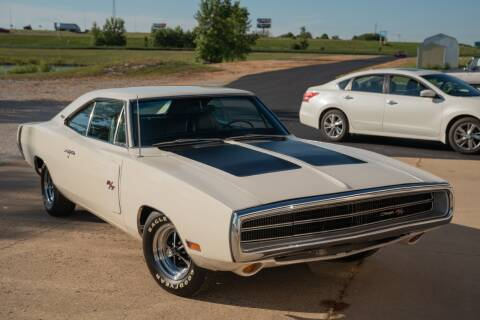 1970 Dodge Charger for sale at Gary Miller's Classic Auto in El Paso IL