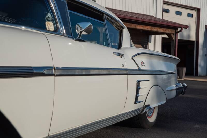 1958 Chevrolet Impala Continental - El Paso IL